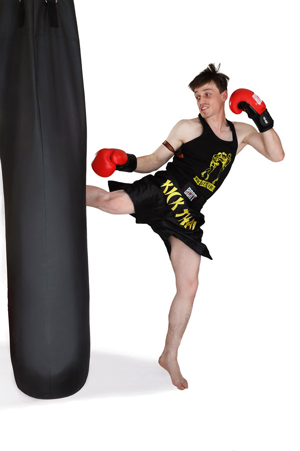 Kick-Thai Boxing - Trainingsausrüstung