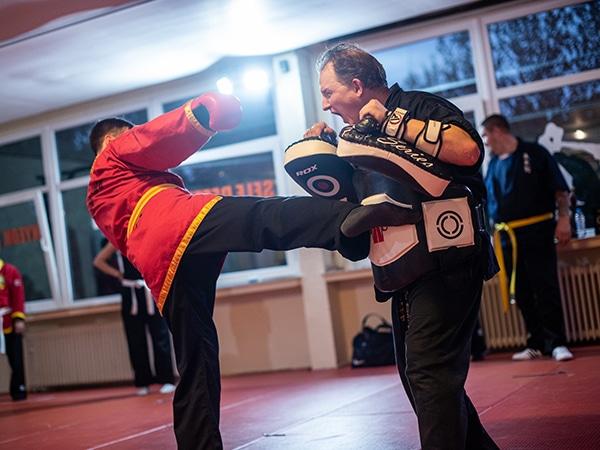 Kampfsport in Unna - Altersgruppe Erwachsene