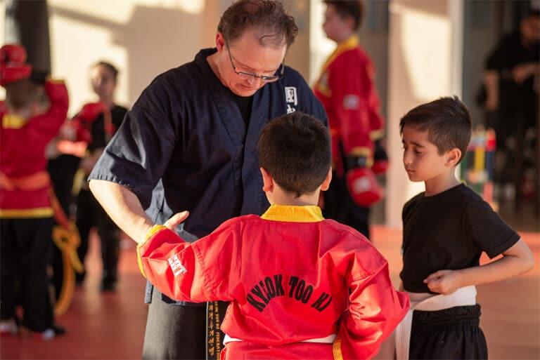 Kampfsport In Unna - Grifftechnik