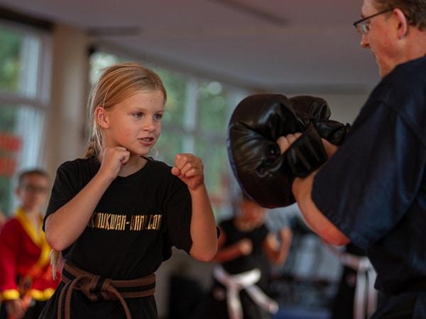 Kampfsport in Unna - Altersgruppe Junged