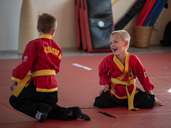 Kampfsport in Unna - Altersgruppe Kids