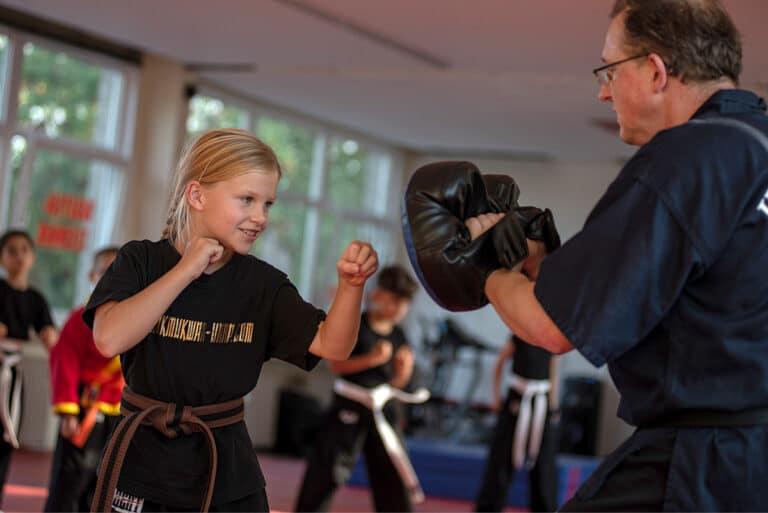 Kampfsport In Unna - Pratztechnik