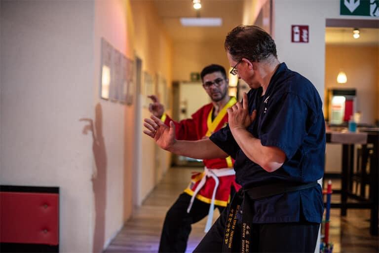 Kampfsport In Unna - Sun Qi