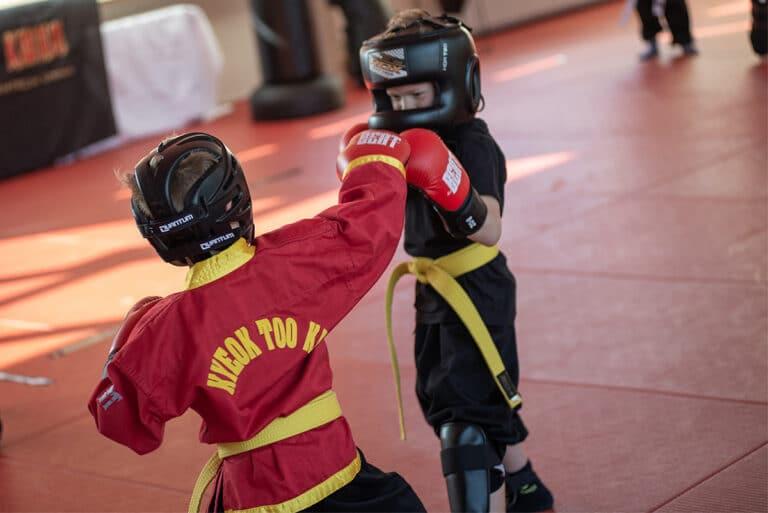 Kampfsport In Unna - Sparring