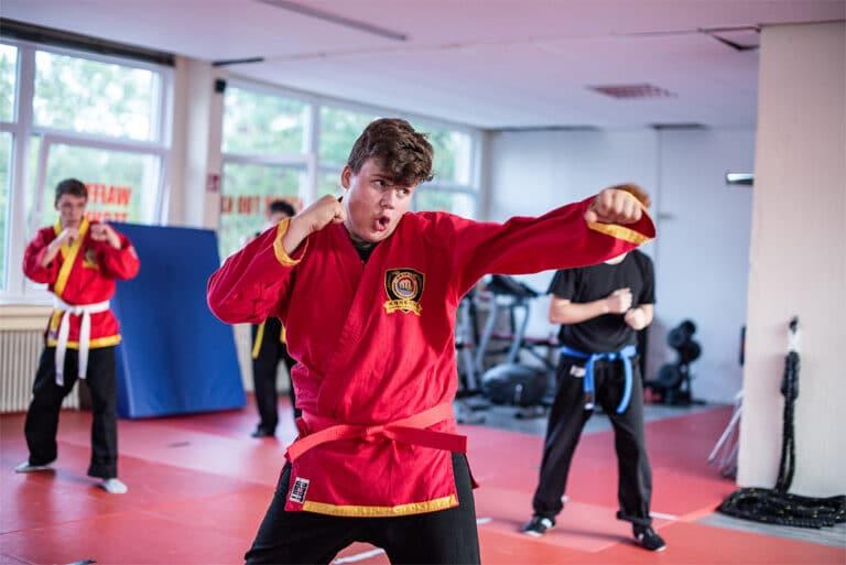 Kampfsport In Unna - Technik