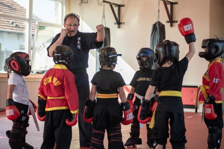 Kampfsport In Unna - Schlagtechnik