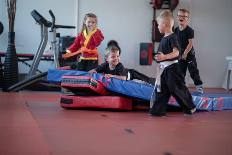 Kampfsport In Unna - Kinderspaß