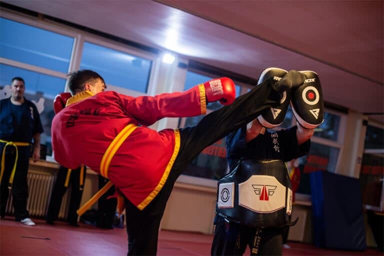 Kampfsport In Unna - Highkick