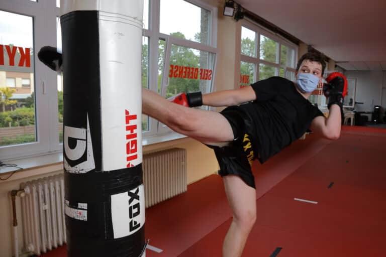 Kick-Thai Boxing - Tricktechnik