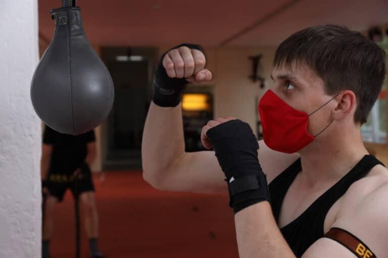 Kick-Thai Boxing - Boxtraining